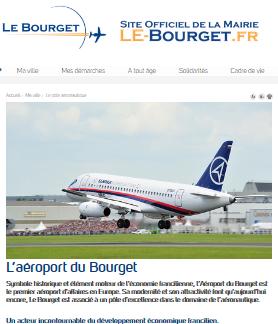 Aeroport Lebourget